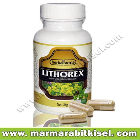 Herbal Farma Lithorex / Bbbrk-ts