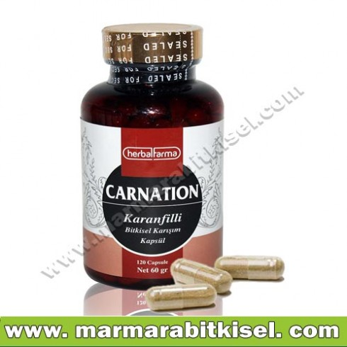 Herbal Farma Carnation / Sgr-brkm