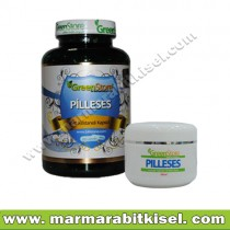 Greenstore Pilleses Set / bsr