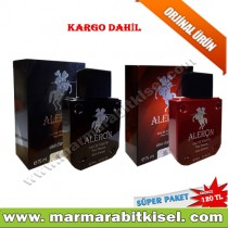 ALERON PARFÜM (75 ML) BAY-BAYAN SET