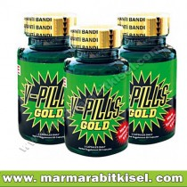 V-Pills GOLD 3 lü set